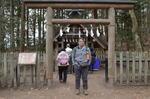 宝登山神社奥社